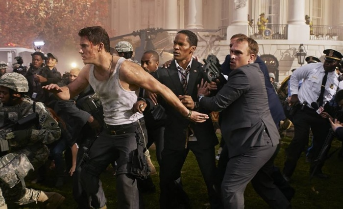 "380279-white-house-down-2013 ""White House Down"" Is An American Action Film"