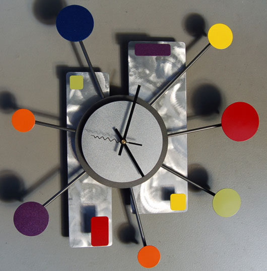 3902268098_85c6d3496e_o 15 Amazing Wall Clocks Will Be Pieces Of Art In Your Home