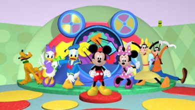 Photo of Mickey Mouse Popular Cartoon Character