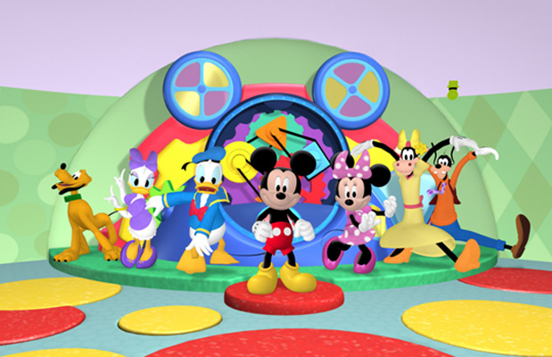 398 Mickey Mouse Popular Cartoon Character