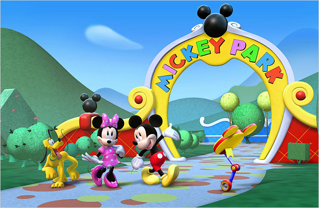 4796723_orig Mickey Mouse Popular Cartoon Character