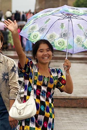 524536 Umbrellas Became Popular Among Women, Men And Even Kids