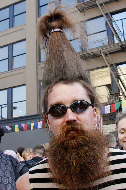 5707078110_f2ca11e2d5_z Top 25 Weird Hairstyles For Men And Women
