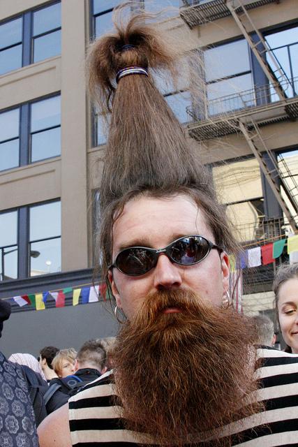 5707078110_f2ca11e2d5_z Top 25 Weird Hairstyles For Men And Women