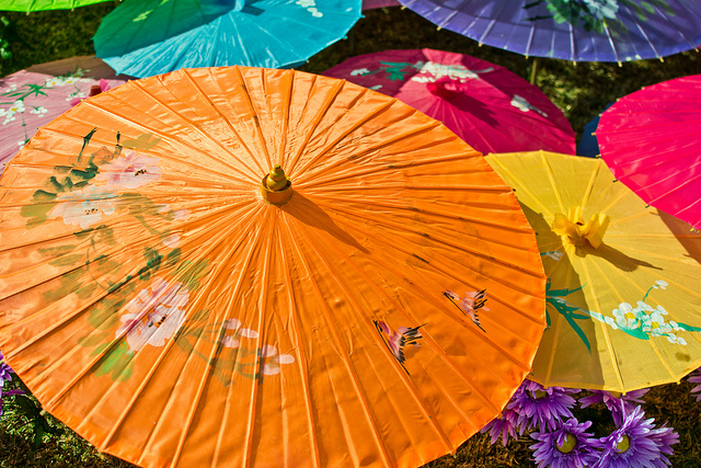 6759066711_18be1b75b7_z Umbrellas Became Popular Among Women, Men And Even Kids