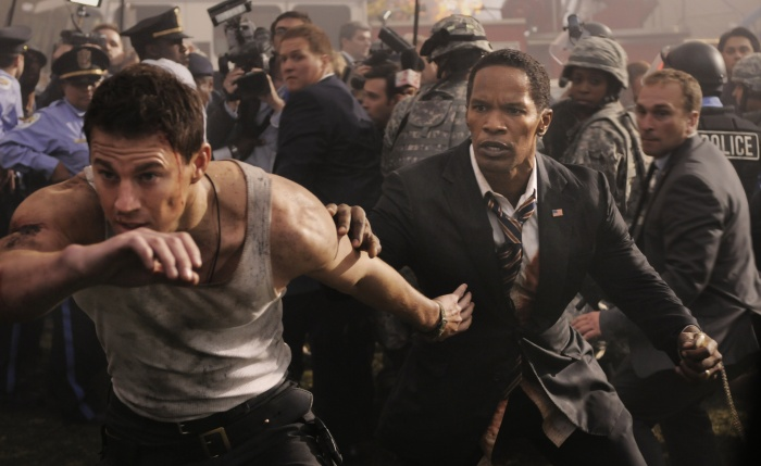 "78 ""White House Down"" Is An American Action Film"