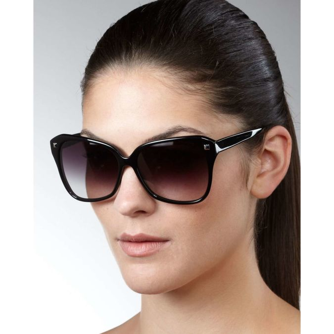 94DEE90B How To Choose Your Sunglasses, Ladies !!