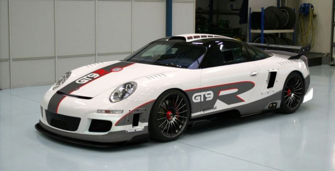 9ff-GT9-R. Top 10 Fastest Cars in the World