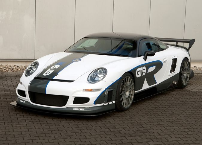 9ff-GT9-R Top 10 Fastest Cars in the World