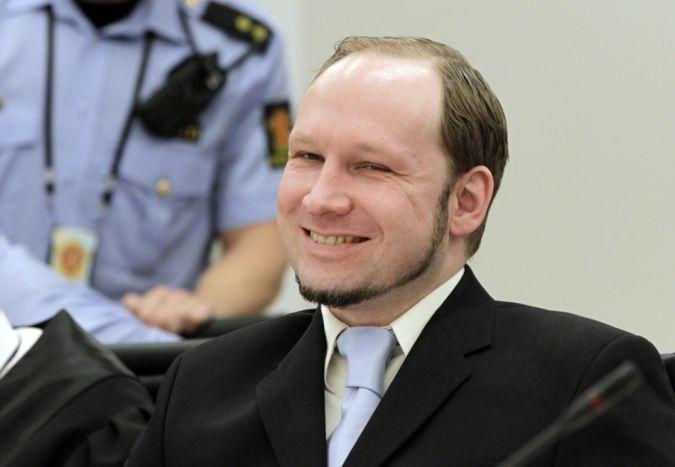 Anders-Behring-Breivik Top 10 Serial Killers in the World