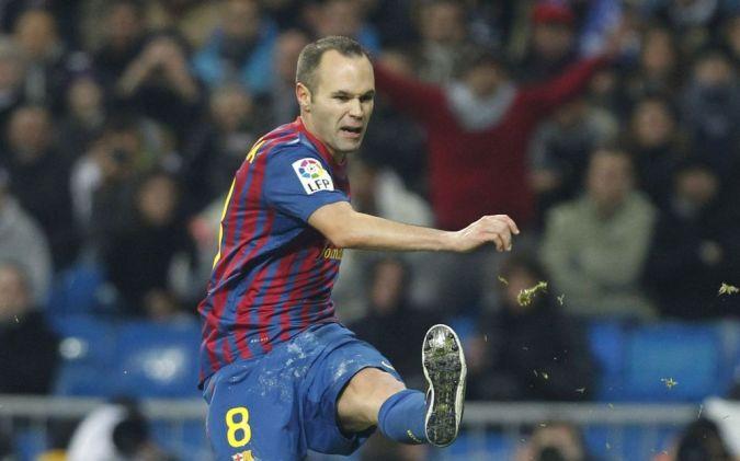 Andrés-Iniesta Top 10 Football Players