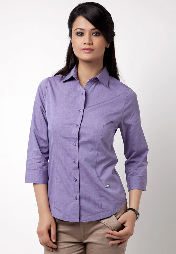 Arrow-Woman-Arrow-woman-Shirts-Purple-2616-01603-1-zoom Most Popular Formal Clothes For Women