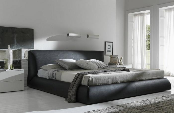 Asian-Contemporary-Bedroom-Furniture-HAIKU-Designs Fabulous and Breathtaking Bedroom Designs