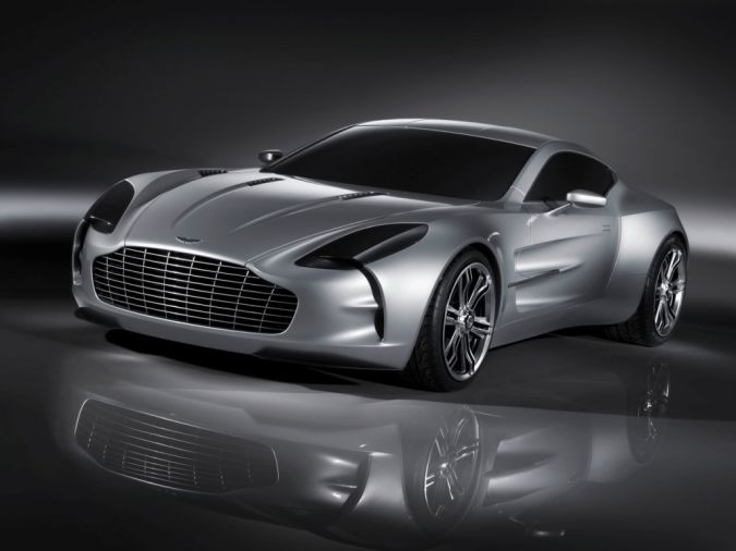 Aston-Martin-One-77 Top 10 Most Expensive Cars in the World