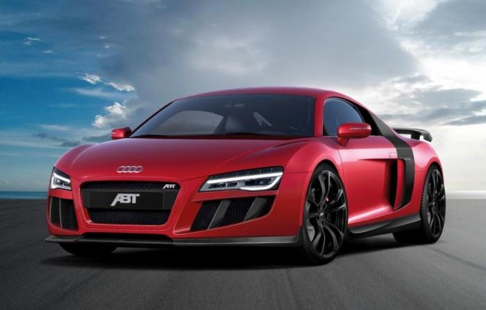 Audi-R8-V10-ABT-01 Latest Audi Auto Designs