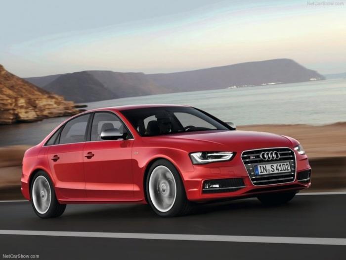 Audi-S4-Front-Angle Latest Audi Auto Designs