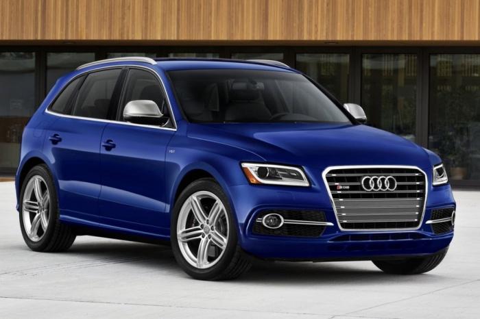 Audi-SQ5 Latest Audi Auto Designs