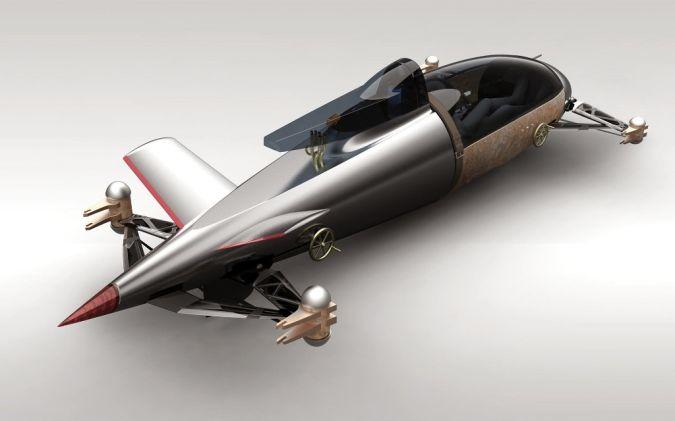 BMW-Hydrogen-Salt-Flat-Racer 30 Creative and Breathtaking Car Design Ideas