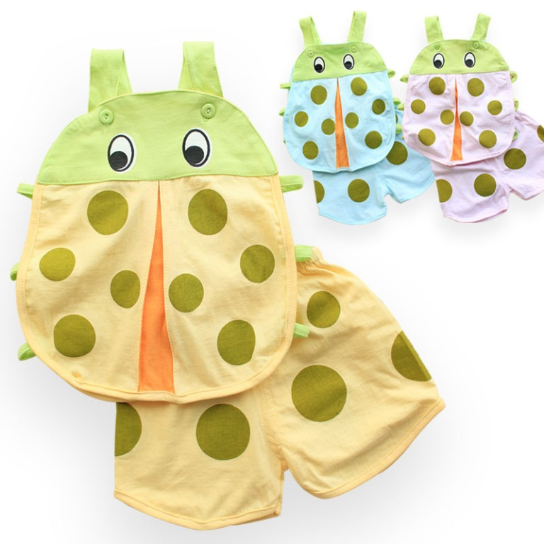 Baby-clothes-summer-set-0-3-6-months Top 15 Cutest Baby Clothes for Summer
