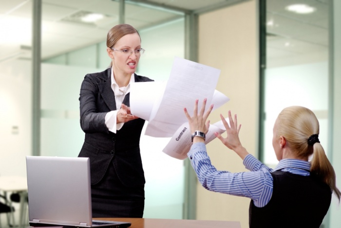 Bad-Boss How to Get Your Boss to Be More Respectable