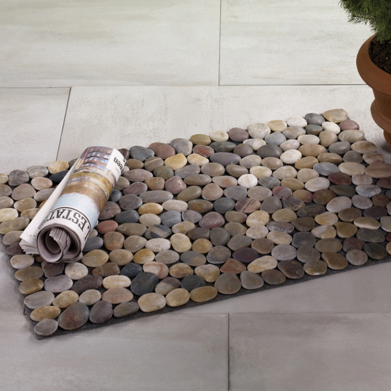 BeachStone-Doormat Exotic and Creative Carpet Designs for Your Unique Home
