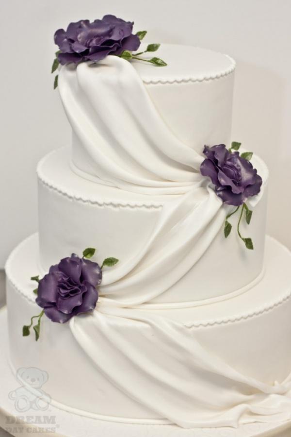Beautiful-wedding-cakes-2013-2014 50 Mouthwatering and Wonderful Wedding Cakes