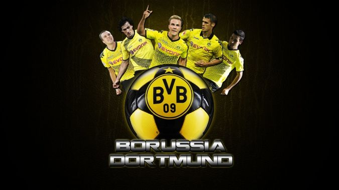 Borussia-Dortmund Top 10 Football Teams in the World