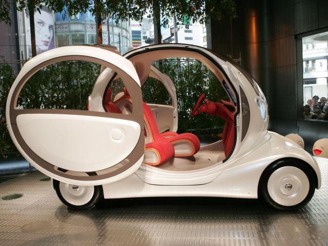 Boyracers-Blog-Nissan-pivo-concept-car-hd-wallpaper 30 Creative and Breathtaking Car Design Ideas
