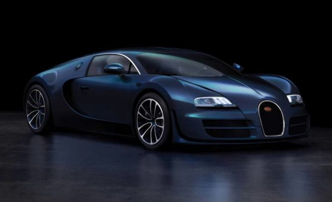 Bugatti-Veyron-16.4-Super-Sport. Top 10 Fastest Cars in the World