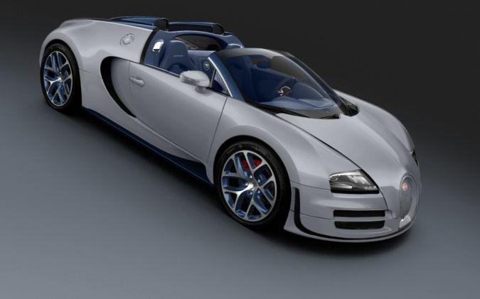 Bugatti-Veyron-Grand-Sport-Vitesse-Rafale-top-down Top 10 Fastest Cars in the World