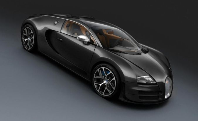 Bugatti-Veyron-Grand-Sport-Vitesse Top 10 Fastest Cars in the World