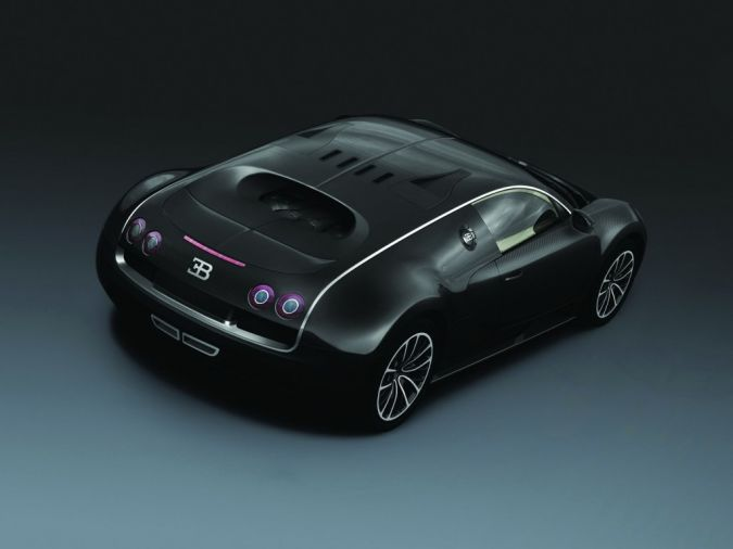 Bugatti-Veyron-Super-Sport-Black-Carbon Top 10 Most Expensive Cars in the World