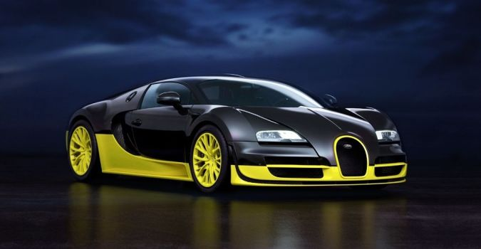 Bugatti-Veyron-Super-Sport-car Top 10 Most Expensive Cars in the World