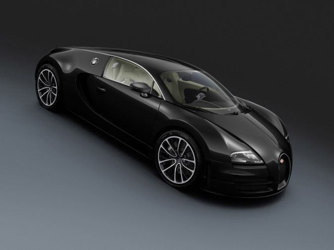 Bugatti-Veyron-Super-Sports-special-edition Top 10 Most Expensive Cars in the World