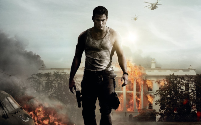 """Channing-Tatum-White-House-Down-640x400 """"White House Down"""" Is An American Action Film"""