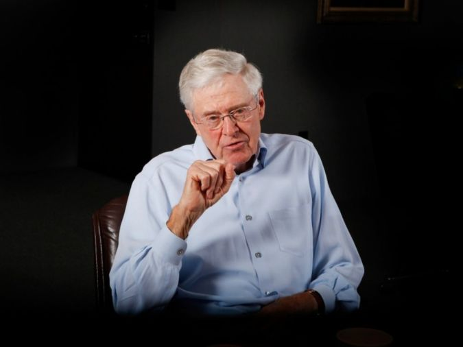Charles-Koch Who Are the Wealthiest People in the World?