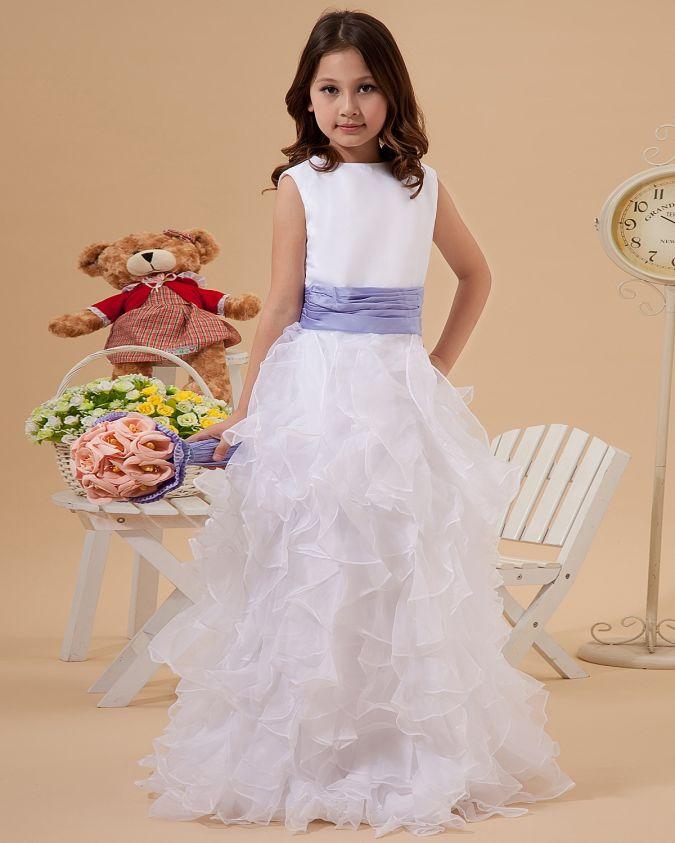 Cheap_Round_Neck_Layered_Yarn_Floor_Length_Flower_Girl_Dress_original_img_13593604447479_627_ Fabulous Ceremonial Dresses For Kids