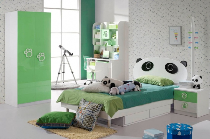 Children-Bedrooms-17- 11 Tips on Mixing Antique and Modern Décor Styles