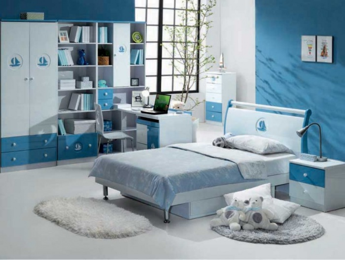 Children-Bedrooms-98- Fascinating and Stunning Designs for Children's Bedroom