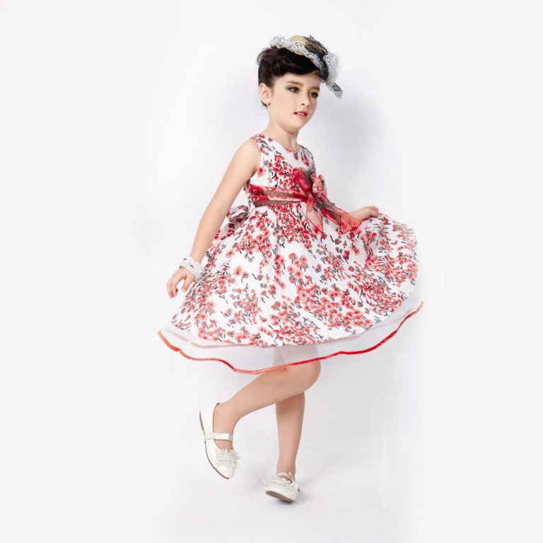 Children-Summer-Party-Dress Most Stylish and Awesome Party Clothing for Girls