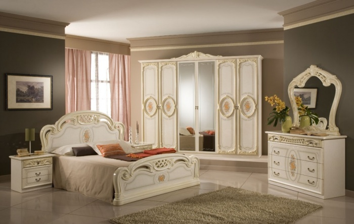 Collections-Mcs-Retro-Bedrooms-Italy-Sibilla-Ivory-Picture-listed-in- Fabulous and Breathtaking Bedroom Designs