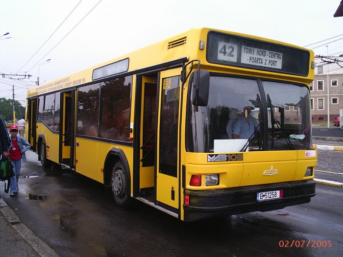 Constanta_MAZ_yellow_bus Most Popular Means Of Transportations in Different Countries