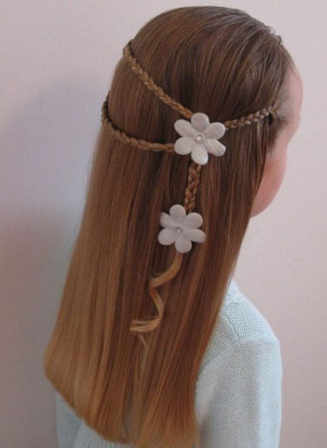 Cool-Fun-Unique-Kids-Braid-Designs-Simple-Best-Braiding-Hairstyles-For-Kids 50 Gorgeous Kids Hair Accessories and Hairstyles