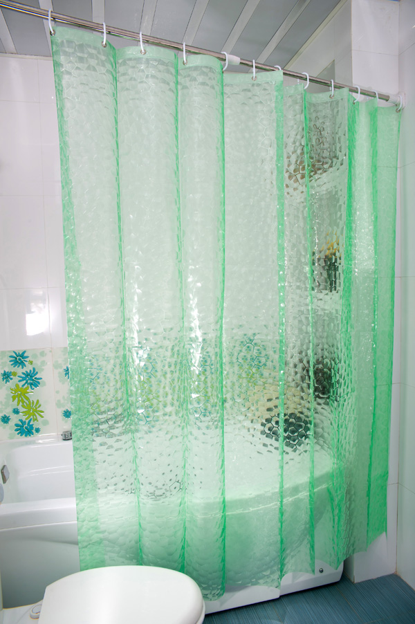 Curtain-Bath-Curtain Curtains' Designs For Bathrooms And Showers