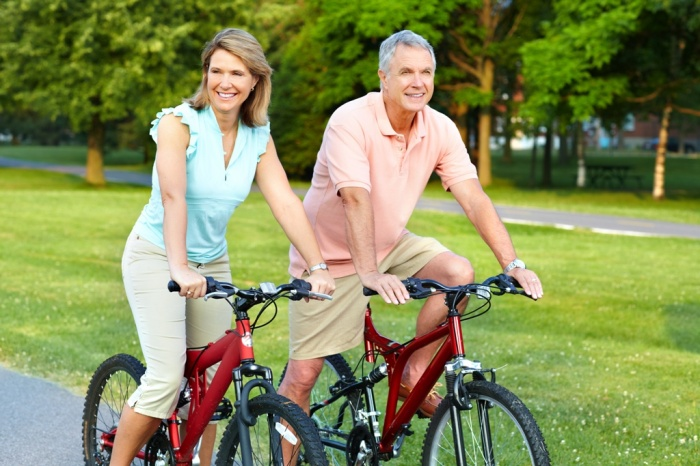 Cycling-shutterstock How to Benefit from Low Impact Exercises