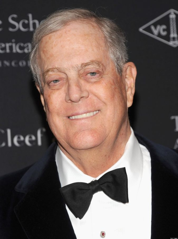 David-Koch Who Are the Wealthiest People in the World?
