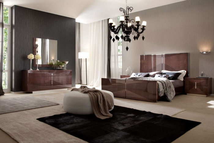 EVA-Contemporary-Bedroom-Furniture Fabulous and Breathtaking Bedroom Designs