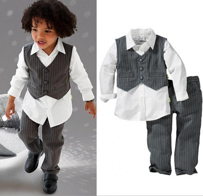European-b-font-and-American-fashion-children1 Most Stylish American Kids Clothing