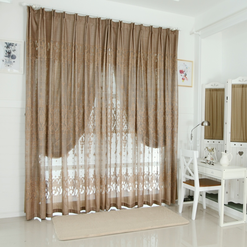 Fashion-eco-friendly-luxury-font-b-curtain-b-font-window-screening-modern-quality-ziziphus-shalian-jacquard Curtains Have Great Power In Changing The Look Of Your Home