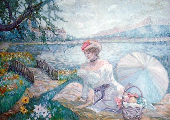 FineArt08 20 Paintings Of Fine Art
